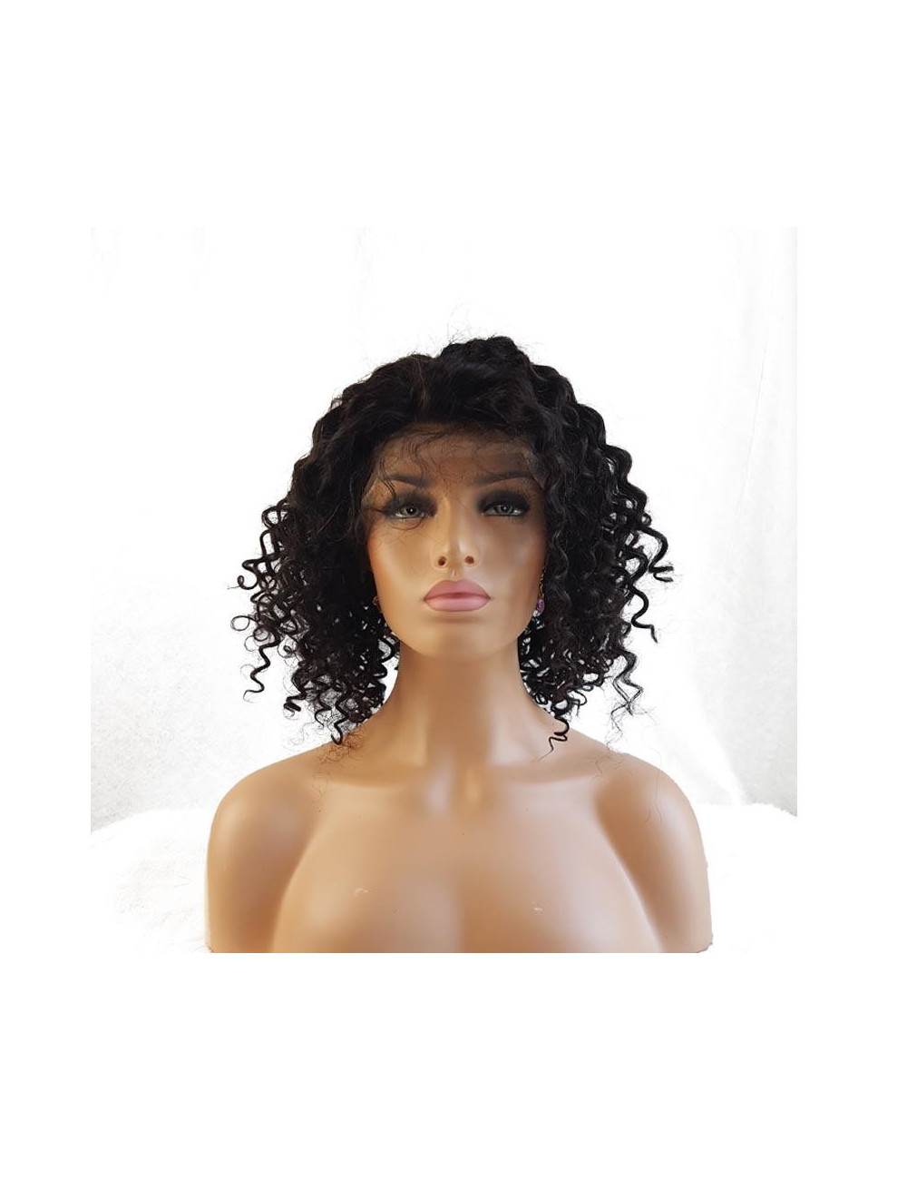 Perruques péruviennes deep curly