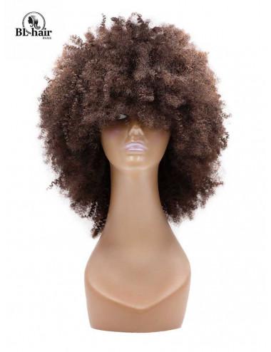 Perruque Afro 12 pouces