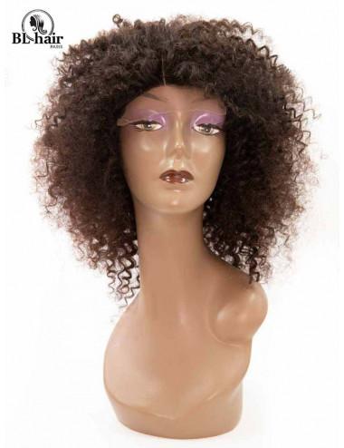 Perruque Kincky Afro Closure 4*4 12 pouces