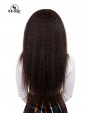 Perruque Kincky straight 20 pouces Lace Frontal