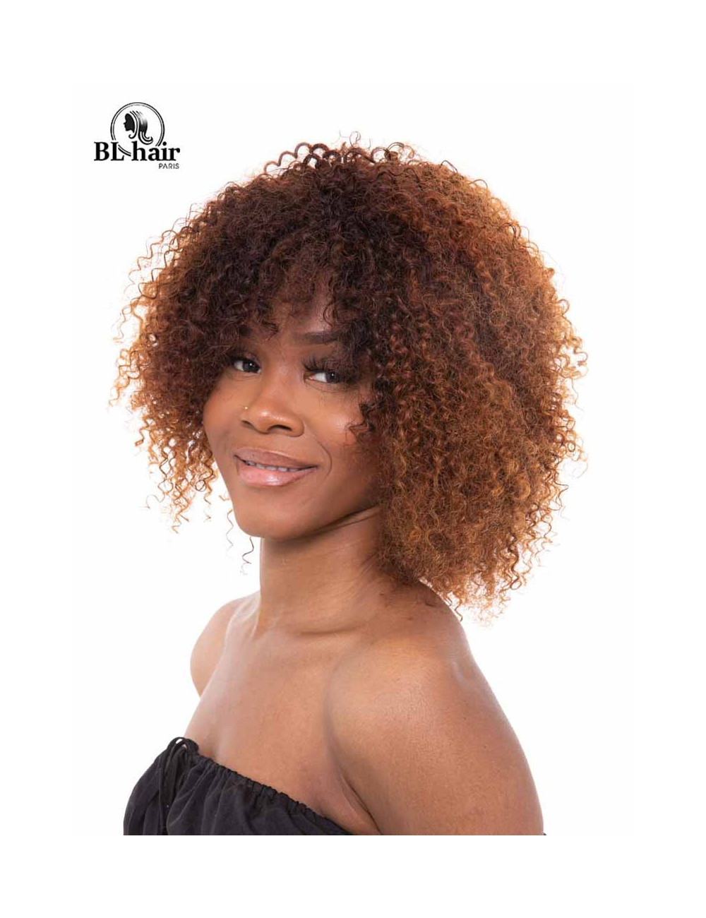 Perruque Kincky Afro 12 pouces