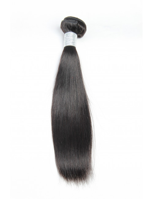 Mèches malaisiennes tissage lisse 24""