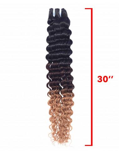 """Méches brésiliennes tie and dye deep wave 30"""""""