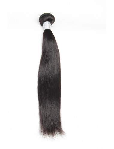 Mèches malaisiennes tissage lisse 28""