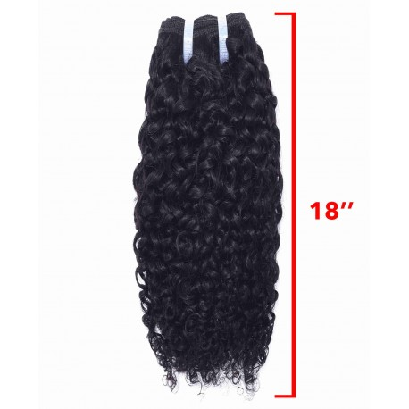 """mèches chinoises frisées kinky curl 18"""""""
